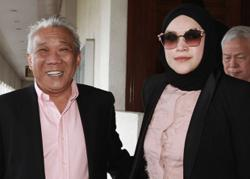 Bung Moktar and wife's corruption trial to commence on May 14
