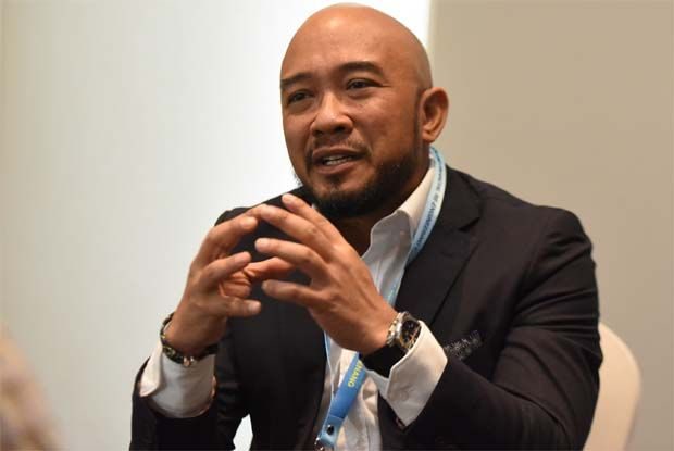 UEM Edgenta chairman Tan Sri Dr Azmil Khalid said Syahrunizam's (pic) experience in engineering and technology would benefit the company as it moved to the next phase of product expansion, innovation and growth.