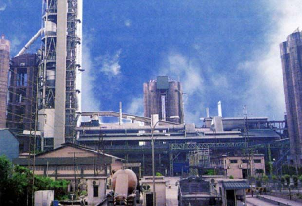 The joint offerors currently hold 88.16% of Tasek's ordinary shares, and 64.91% of its preference shares. (File pic shows Tasek\'s plant in Ipoh)