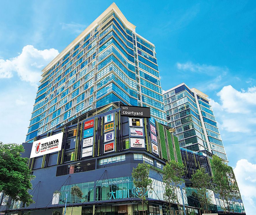 Titijaya Land is an urban lifestyle developer with most of its projects in the Klang Valley.