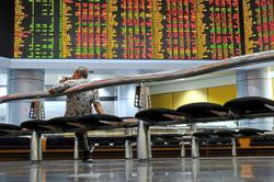 Foreign funds remain net sellers, outflow at RM774mil