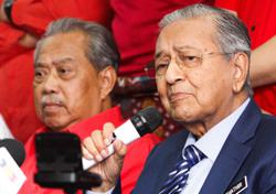 Leaked recording of 'Muhyiddin entrusting Dr M' to decide on Bersatu exit from Pakatan