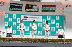 Boost for Sepang in new F4 South-East Asia calendar