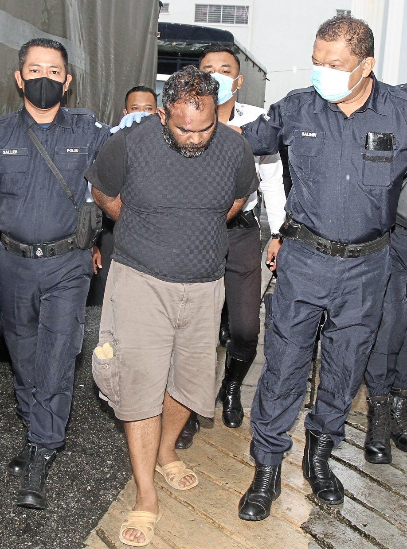 Businessman denies causing death of cop