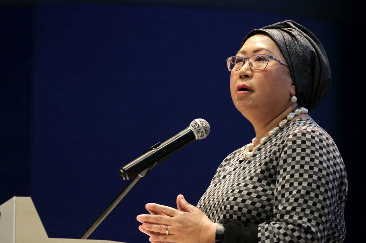 Tan Sri Dr Jemilah Mahmood Email Address