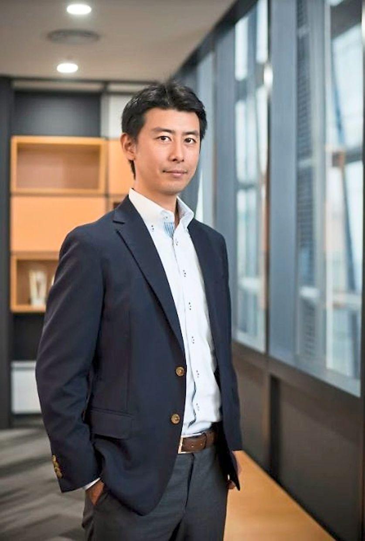 Kanamori, deputy editor-in-chief and research coordinator at Worksight magazine. Photo: Kokuyo