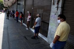 Peru's Vizcarra says coronavirus outbreak at its peak, expected to begin slow decline