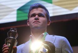 Chess: World champion Carlsen unveils online series