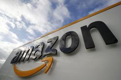 Amazon redeploys drone employees to make medical face shields