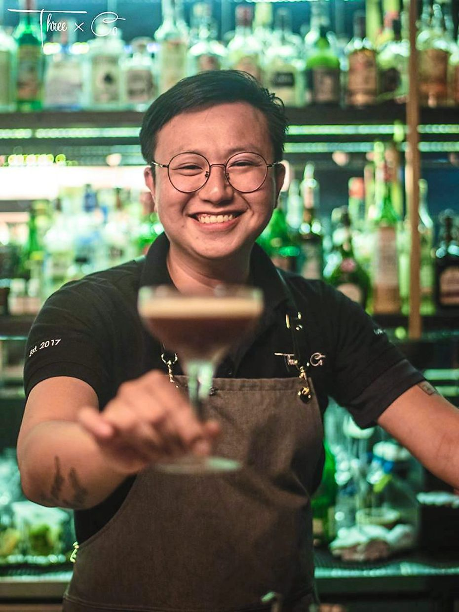 David Hans of Three X Co will be the featured bartender on the 1887 Virtual Bar next week.