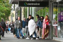 Aussie's biggest monthly jobs decline on record