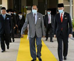 Kedah Sultan set to meet all 36 state reps today
