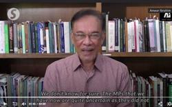 Don't disrupt Royal Address, says Anwar
