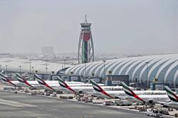 Dubai airports chief sees 'hockey stick' recovery after vaccine
