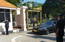 19 Perikatan reps arrive to seek audience with Kedah Sultan