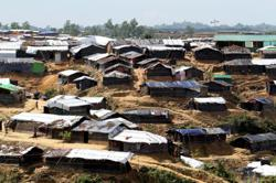 First Covid-19 case detected in Myanmar-Rohingya camps in Bangladesh