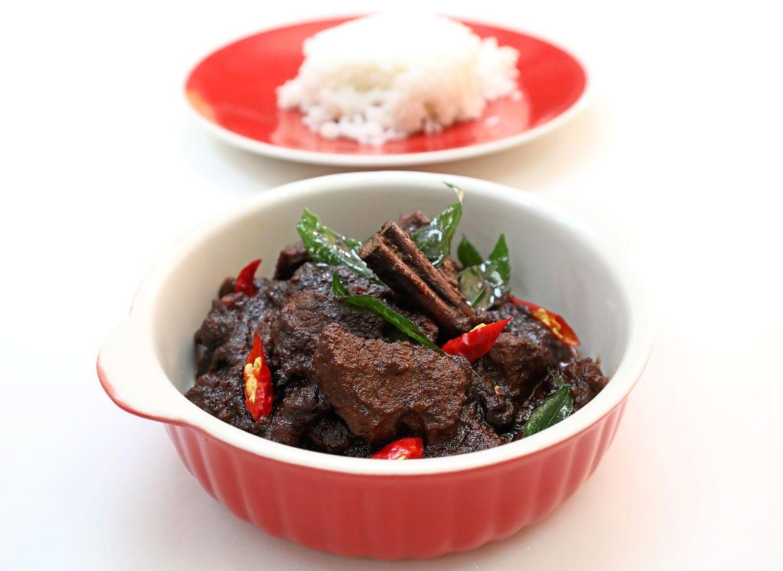 Daging Masak Hitam is a perennial favourite during Ramadan.