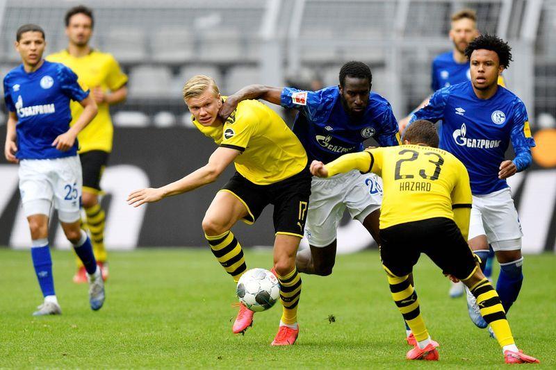 Football: Dortmund rout Schalke to close gap on Bayern | The Star