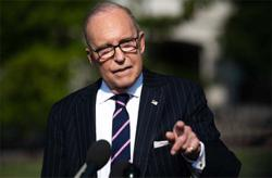 US-China trade deal not falling apart - White House adviser
