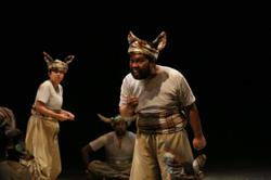 George Orwell-inspired show 'Kandang' kicks off KLPac's online theatre series