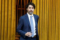 Canada's Trudeau to look at possible further aid for airlines, after Air Canada layoffs