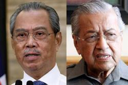 Bersatu civil war: Tun versus Tan Sri