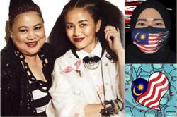Malaysian designers Tom Abang Saufi and Melinda Looi launch #UnityMasks