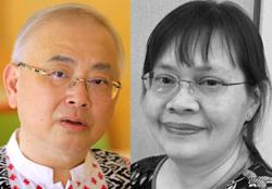Karen Chapman's passing a great loss, says Dr Wee