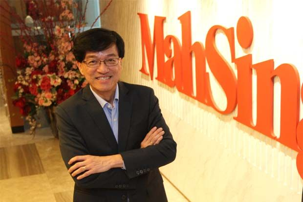 """""""Digital sales have been encouraging mostly from domestic buyers; we have always believed that the shift from the traditional brick-and-mortar way to the digitalisation of our sales process is inevitable, '' said Mah Sing CEO Datuk Ho Hon Sang.(pic)"""