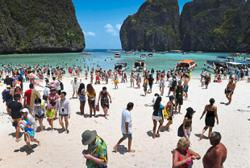 Famed beach to stay closed till rehabilitation is finished