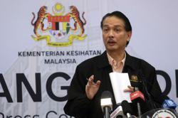 Health DG warns public against balik kampung