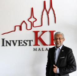 InvestKL attracted 91 MNCs, RM13.95b investments since 2011