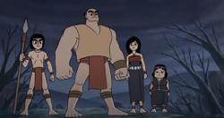 Animated short film in Kadazan, 'Legend of Ancient Borneo', premieres today