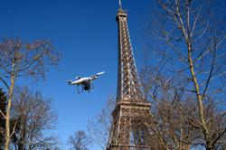 Covid-19: French court outlaws drone use for Paris virus fight