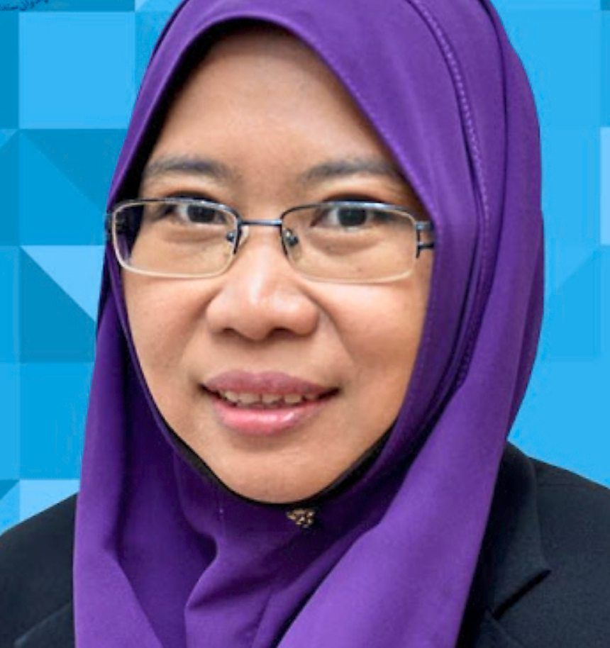 Hasyimah says this business platform is to help traders adapt to the digital transformation.