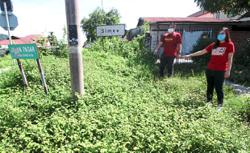 Kampung Simee residents stricken with dengue fever