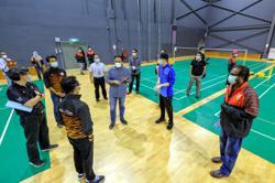 Olympics hopefuls get green light to resume training