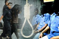 Man sentenced to death in Singapore on Zoom call