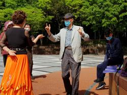 'I miss dancing': Elderly South Koreans lament loss of 'playground' as senior discos shut