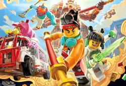 No monkeying around: Lego's first ever theme based on Chinese culture