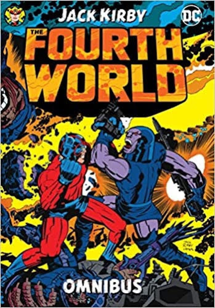 DArkseid was created by Jack Kirby for his Fourth World series.