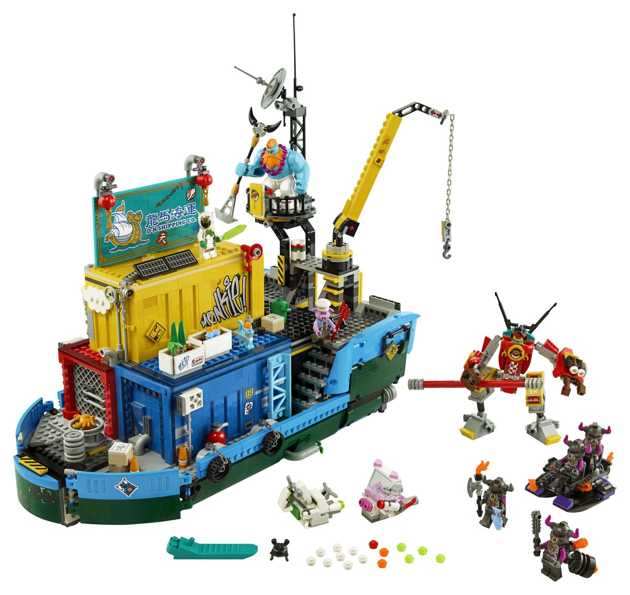 The range comes with new play experiences, new playsets and models, and even an animated TV series that tells the next story in the adventure.