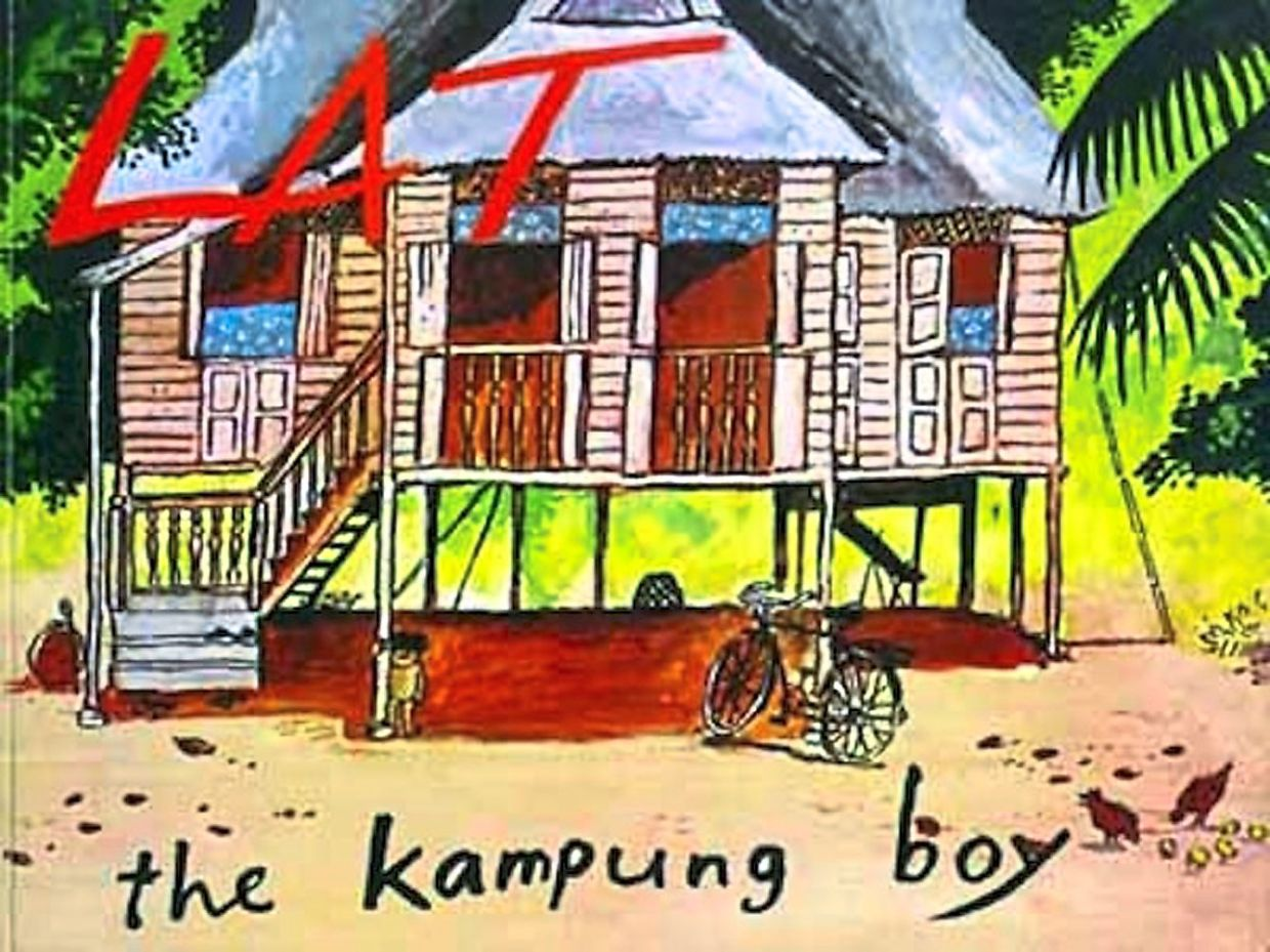 You May Get To Visit Lat S Kampung Boy House In Perak Soon The Star