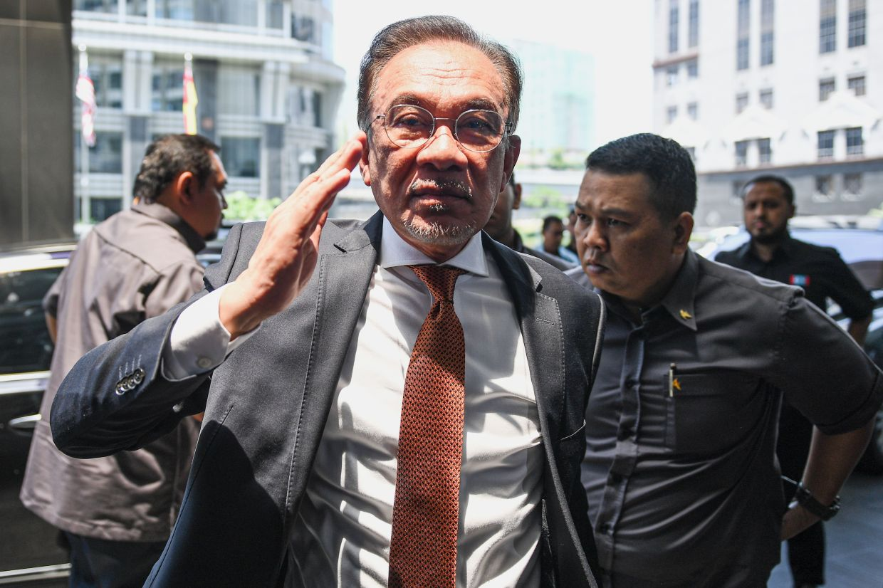 Anwar: Audio recording of Pakatan meeting is authentic