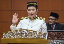 Mohd Ali, Ras Adiba sworn in as senators