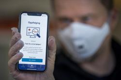 Covid-19: Norwegians find 'privacy' concerns in virus-tracing app