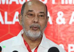 Syed Hamid: Election will determine future leadership positions