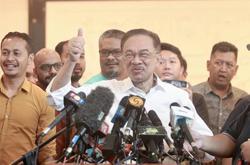 'It wasn't an official Pakatan meeting'