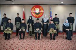 Three women among 10 Kedah exco members sworn in