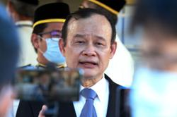 Ex-Perak speaker urges cops to investigate MB for trying to remove him from assembly hall